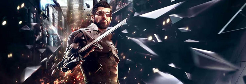 Deus Ex: Mankind Divided (PS4) Used