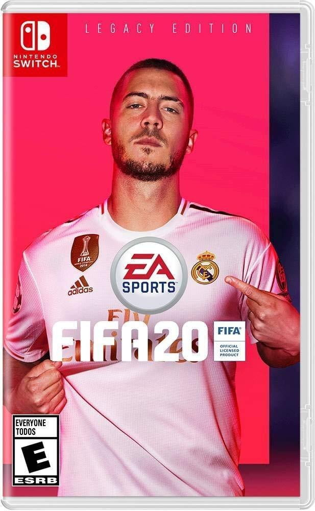 Shamy Stores FIFA 20 (Switch) PS4 Game Electronic Arts Electronic Arts egypt