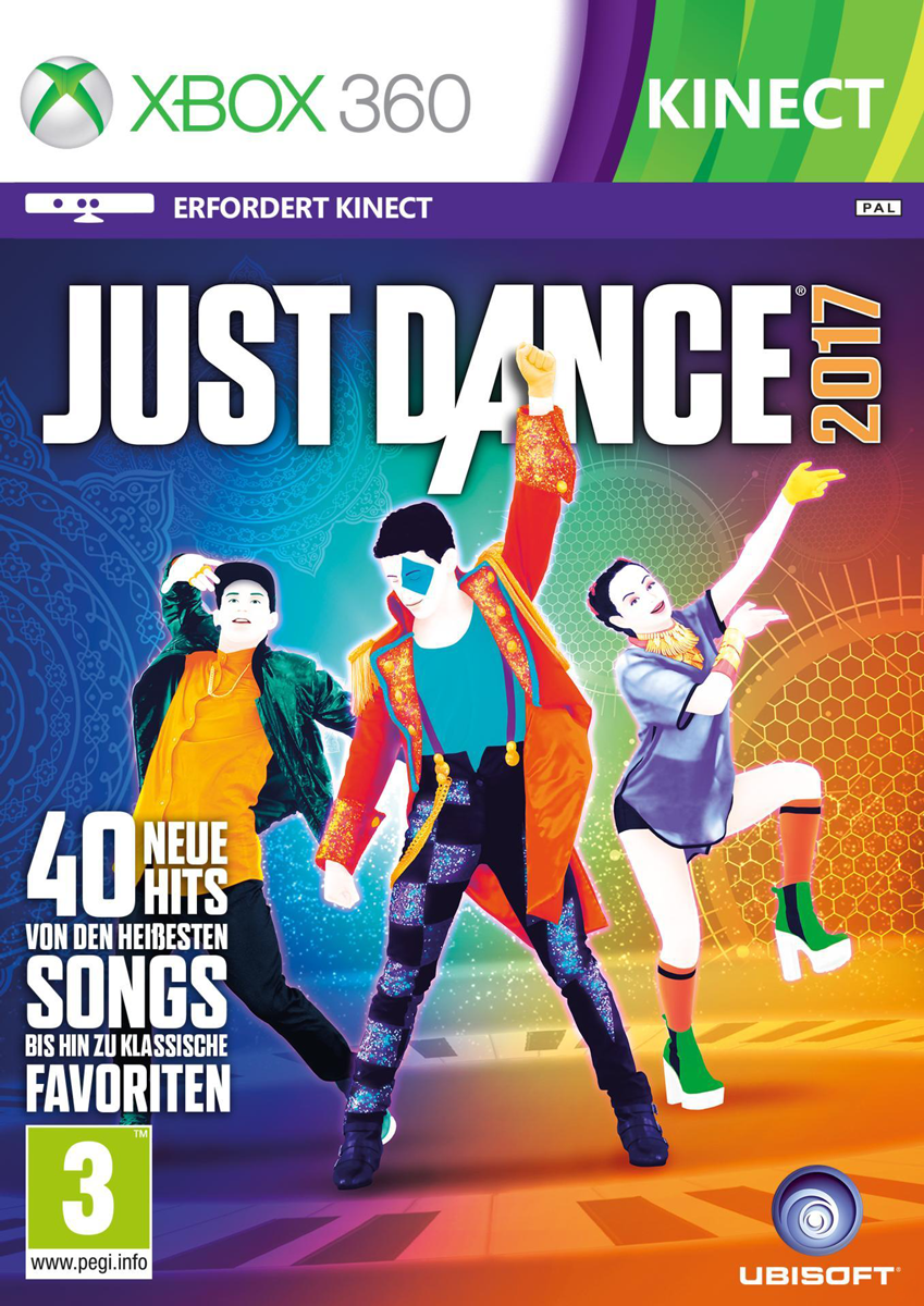Buy Just Dance 2017 (XBOX 360) XBOX 360 Game in Egypt - Shamy Stores