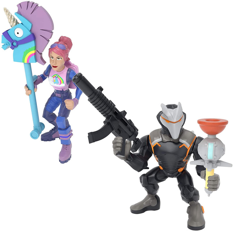 Fortnite Omega & Brite Bomber 2 Pack Battle Royale