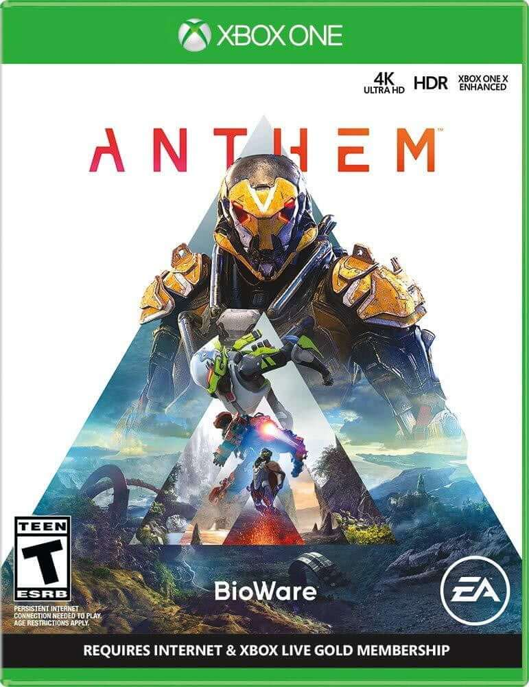 Buy Anthem (XBOX ONE) a XBOX ONE from Electronic Arts