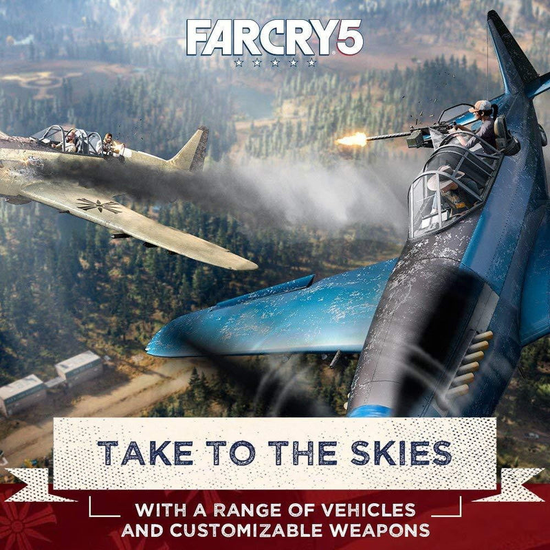 Buy Far Cry 5 (PS4) PS4 Game in Egypt - Shamy Stores