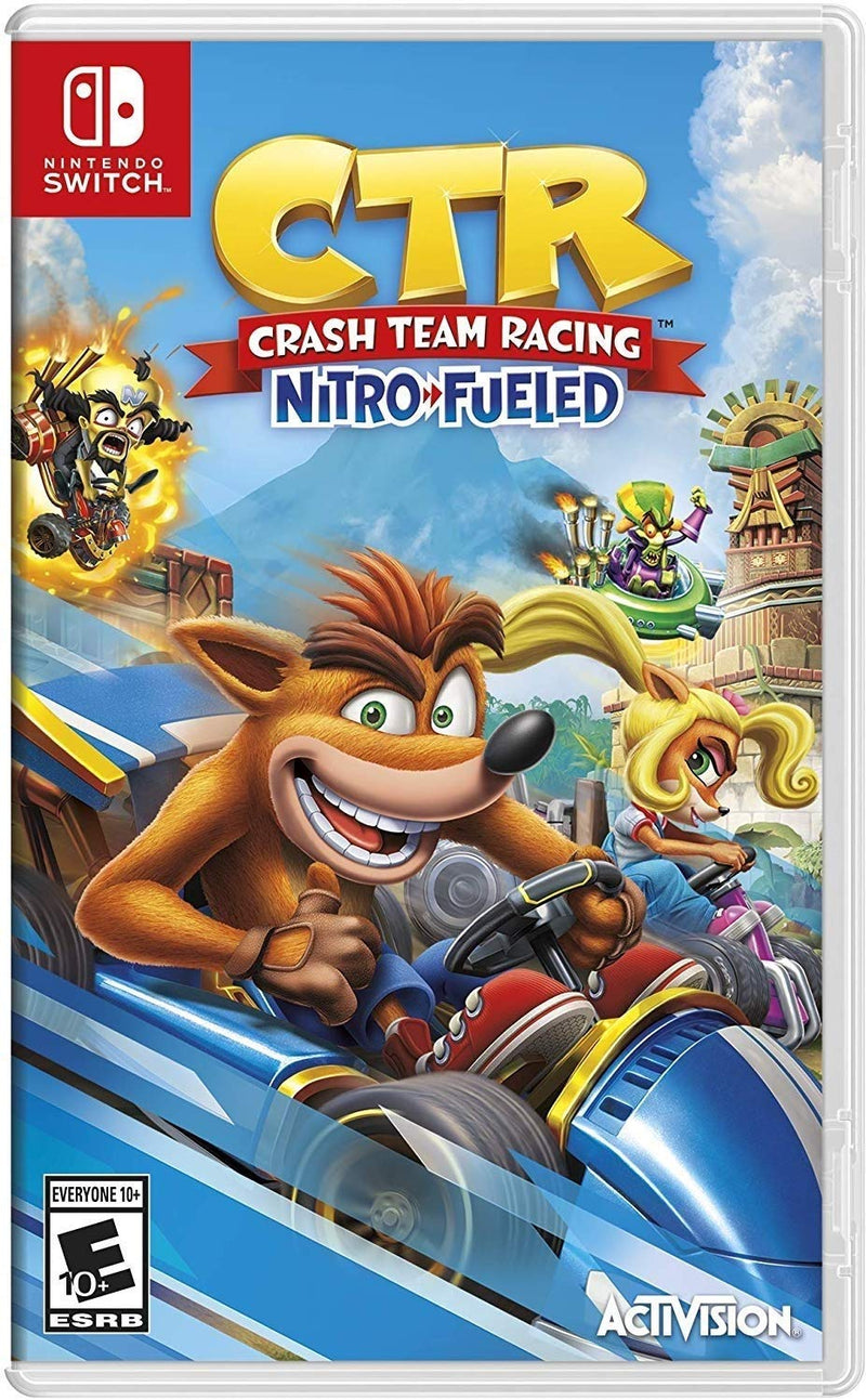 Shamy Stores Crash Team Racing (Switch) Nintendo Switch Activision Activision egypt