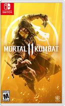 Shamy Stores Mortal Kombat 11 (Nintendo Switch) Nintendo Switch Warner Bros. Warner Bros. egypt