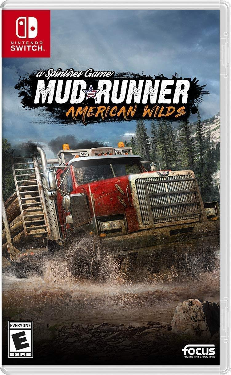 Shamy Stores Mud Runner (Nintendo Switch) Nintendo Switch Maximum Games Maximum Games egypt