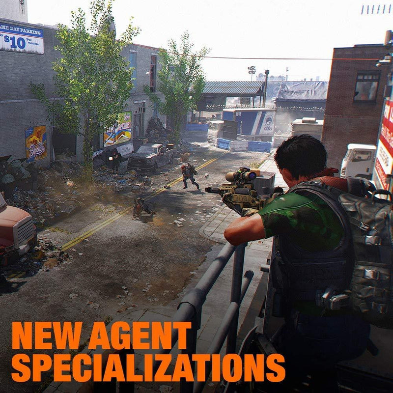 Buy Tom Clancy's The Division 2 (PS4) a PS4 Game from Ubisoft - Shamy Stores