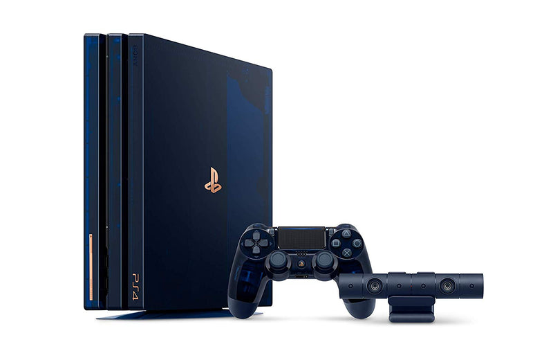 PlayStation 4 (PS4) Pro 2Tb Limited Edition Console - 500 Million Bundle