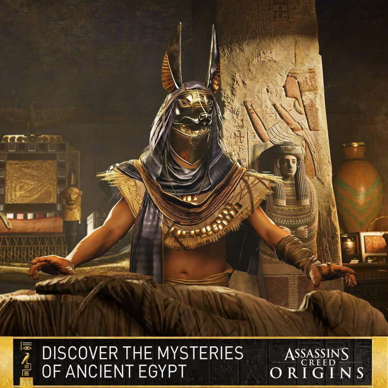 Buy Assassin's Creed Origins (PS4) a PS4 Game from Ubisoft - Shamy Stores