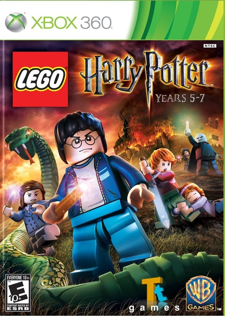 Buy lego harry potter (XBOX 360) XBOX 360 Game in Egypt - Shamy Stores