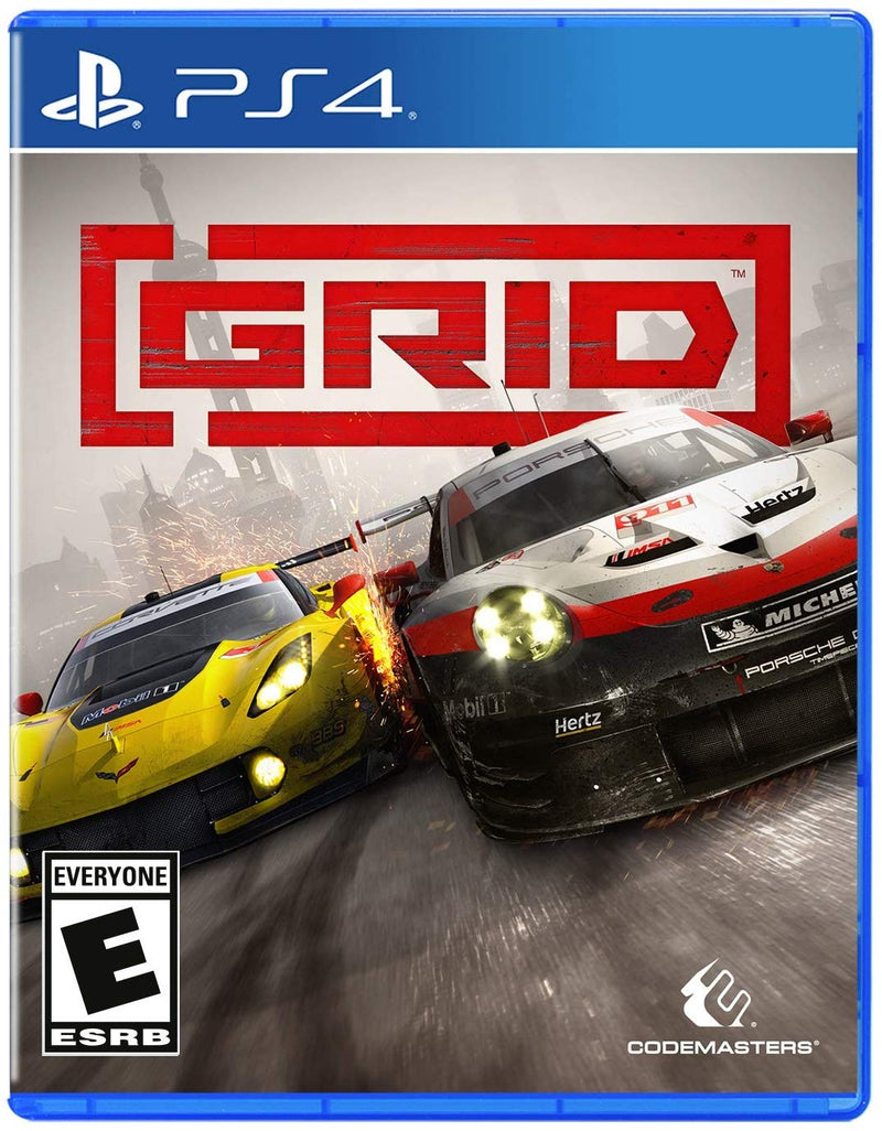 Grid (PS4) Used