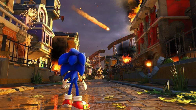 Sonic Forces: Bonus Edition (XBOX ONE)