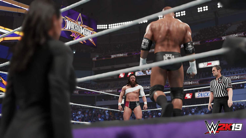 Buy WWE 2K19 (PS4) a PS4 Game from 2K - Shamy Stores