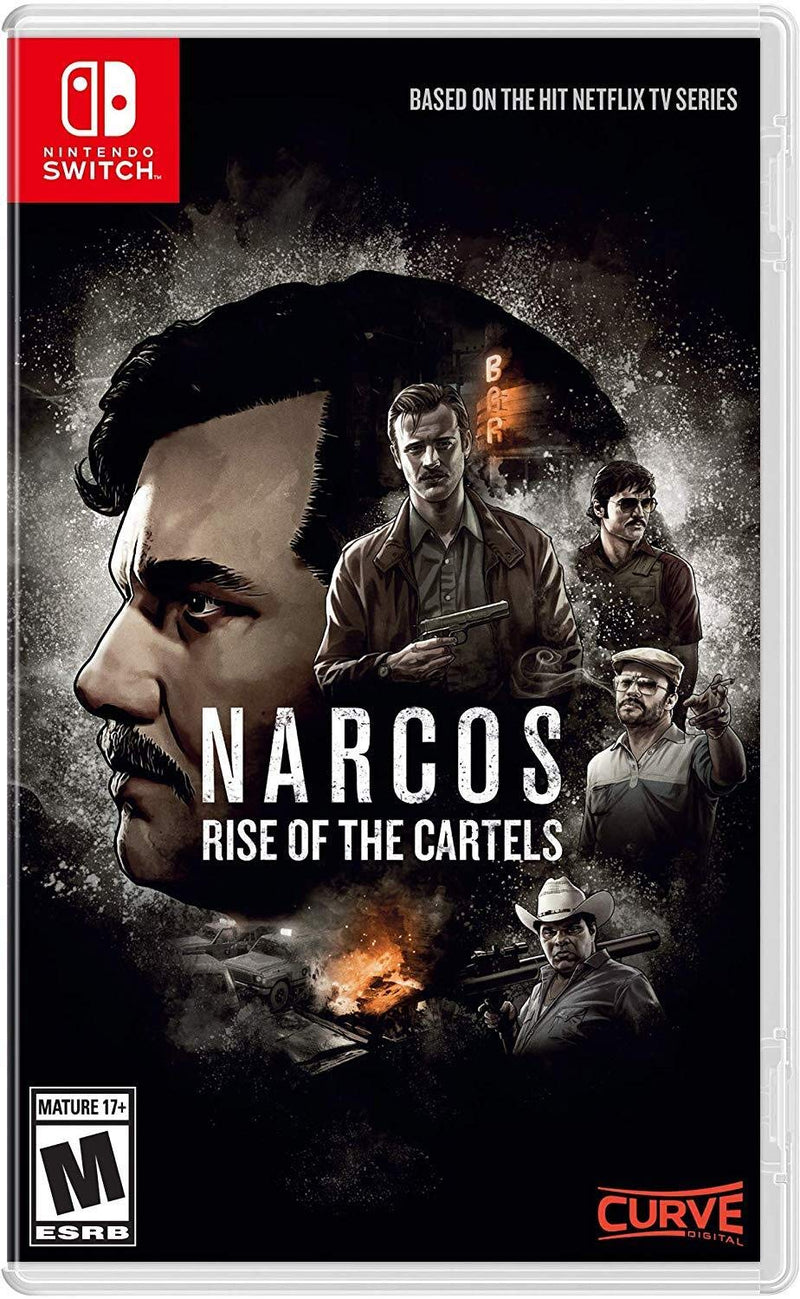 Narcos - Rise of The Cartels  (Switch)