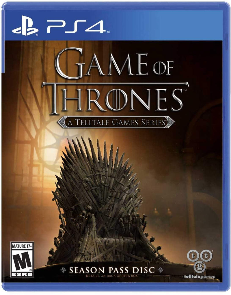 Shamy Stores Game of Thrones (PS4) Used PS4 Game U & I U & I egypt