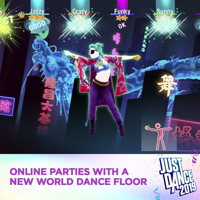 Buy Just Dance 2019 (Switch) Nintendo Switch in Egypt - Shamy Stores