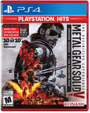 Shamy Stores Metal Gear Solid V: The Definitive Experienc (PS4) Used PS4 Game Konami Konami egypt
