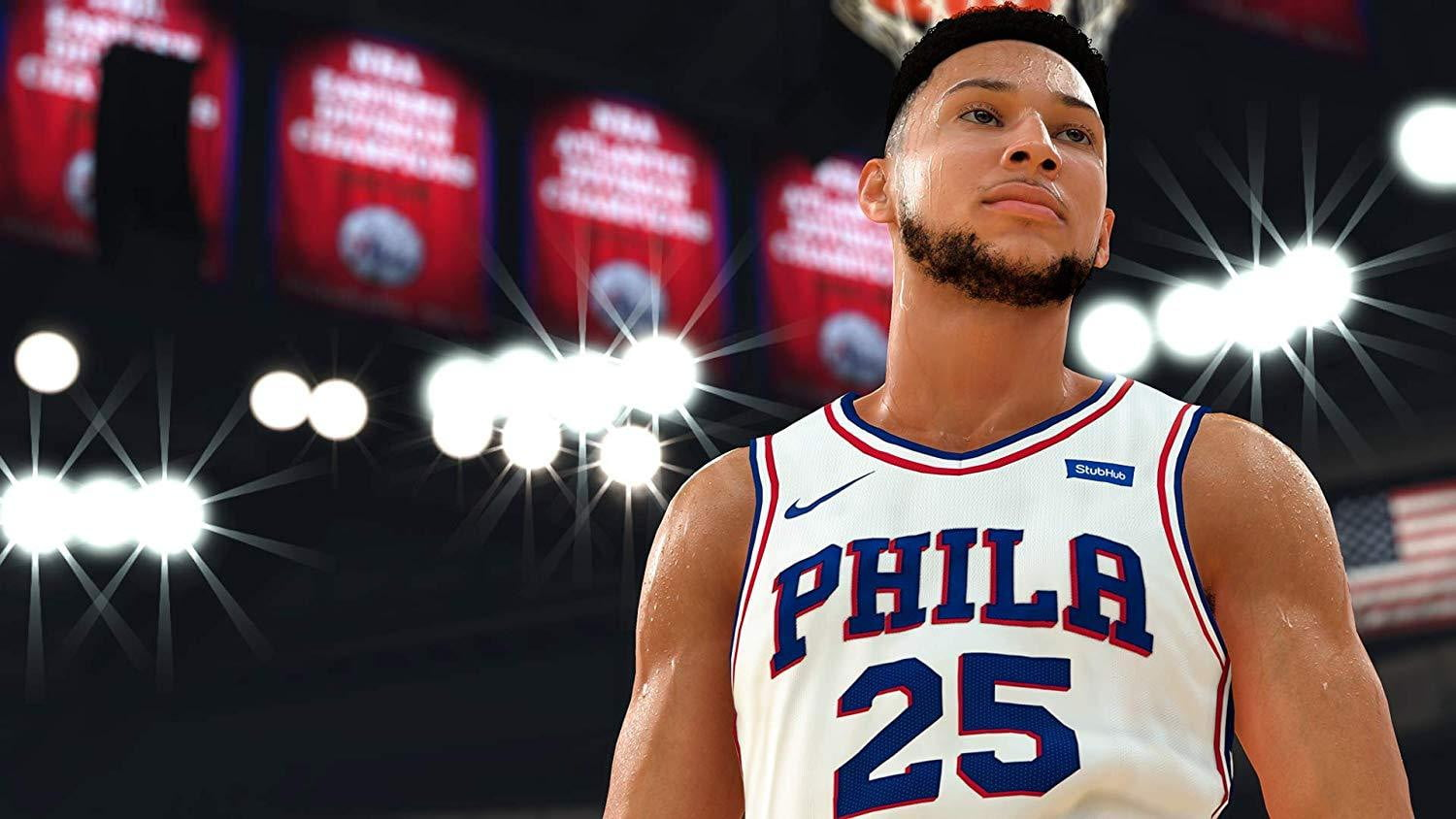 Buy NBA 2K19 (XBOX ONE) XBOX ONE in Egypt - Shamy Stores