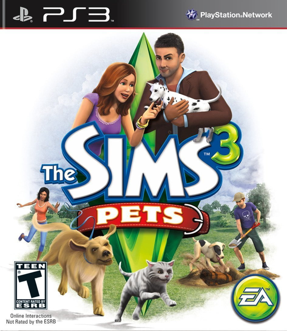 Buy The Sims 3 Pets (PS3) PS3 Game in Egypt - Shamy Stores
