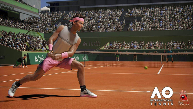 AO International Tennis (PS4) Used