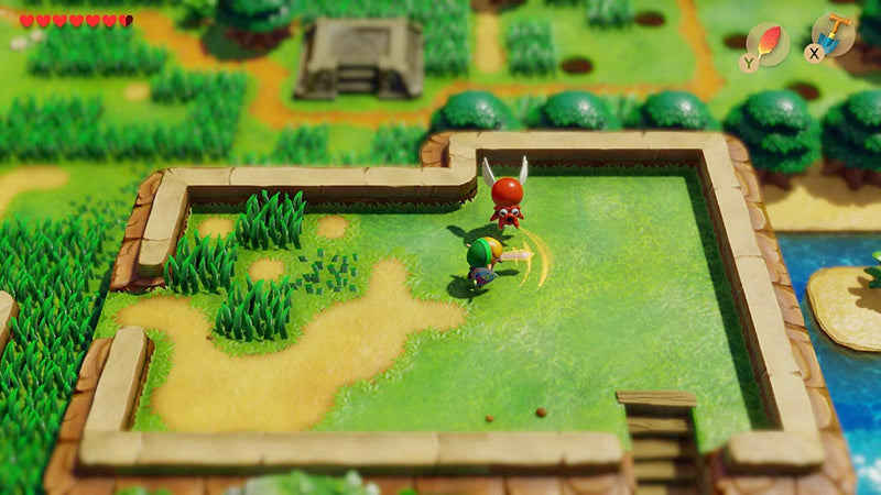 Legend of Zelda Link's Awakening (Nintendo Switch)