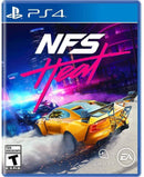 Shamy Stores NFS Heat (PS4) Used PS4 Game Electronic Arts Electronic Arts egypt