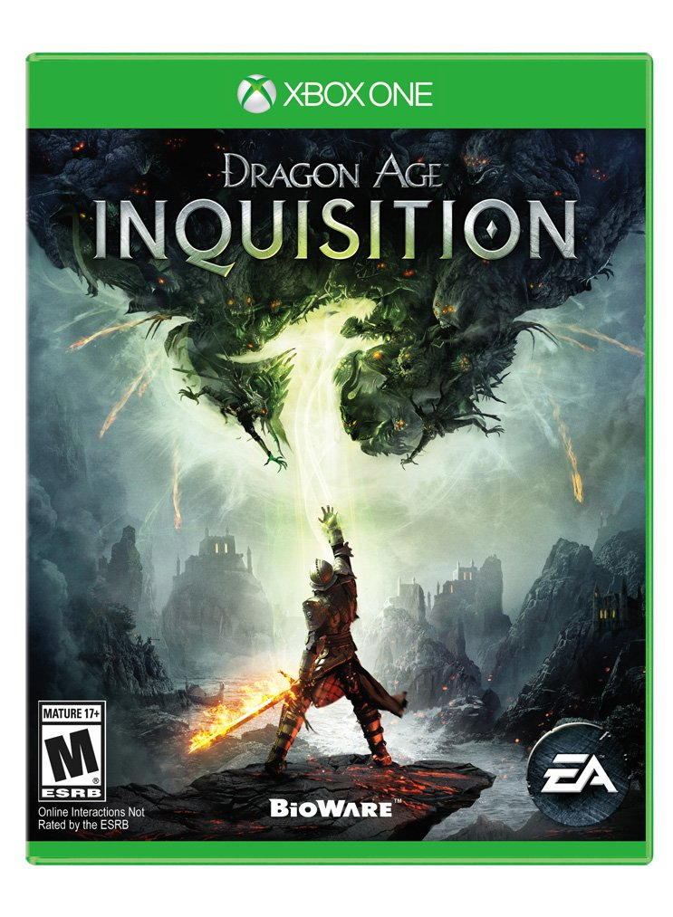 Dragon Age Inquisition (Xbox One) Used
