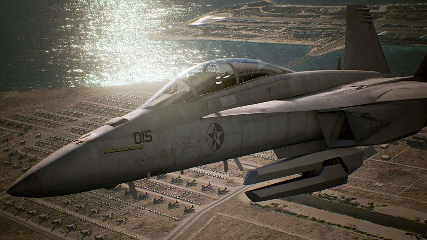 Buy Ace Combat 7 (PS4) a PS4 Game from Bandi Namco - Shamy Stores