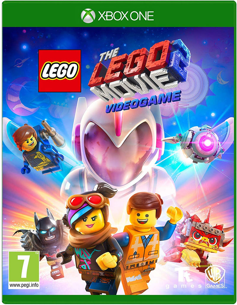 Shamy Stores The LEGO Movie 2 Videogame (Xbox One) XBOX ONE Warner Bros. Warner Bros. egypt