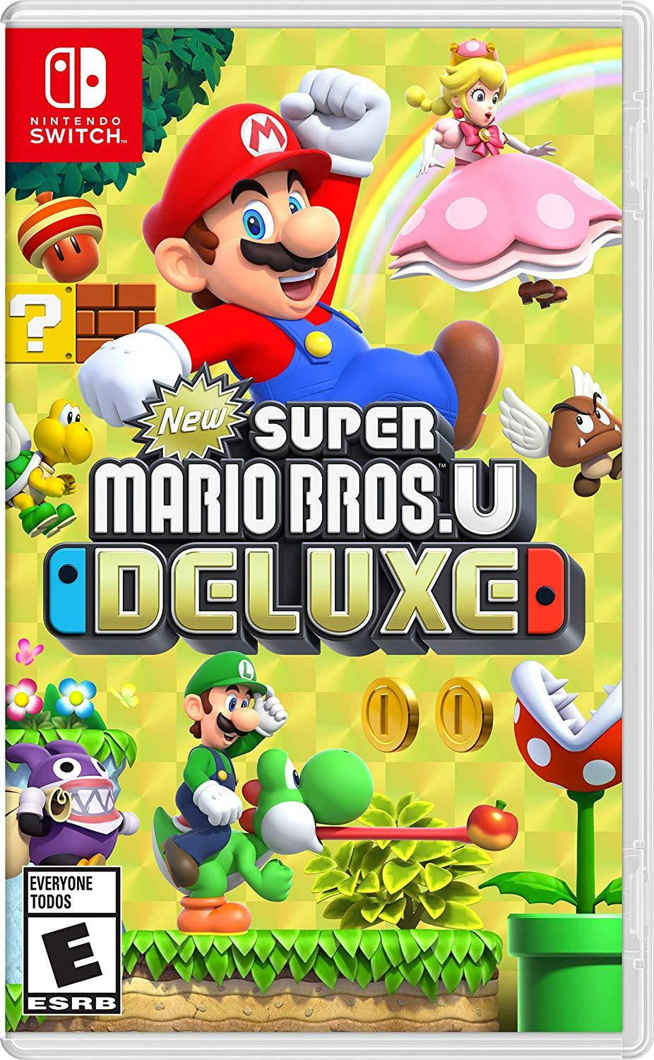 Buy New Super Mario BROS. U Deluxe (Switch) Nintendo Switch in Egypt - Shamy Stores