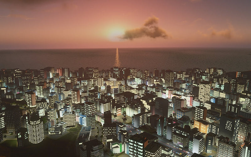 Cities Skylines (PS4) Used