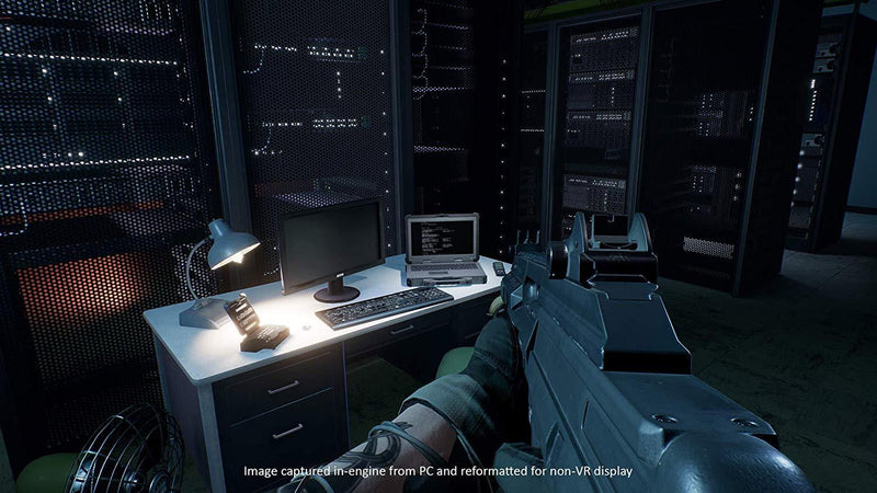 Buy Firewall Zero Hour VR (PS4) PS4 Game in Egypt - Shamy Stores