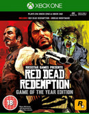 Red Dead Redemption : Game of the Year Edition (Xbox One/Xbox 360)