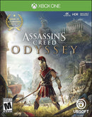 Buy Assassin's Creed Odyssey (XBOX ONE) a XBOX ONE from Ubisoft - Shamy Stores