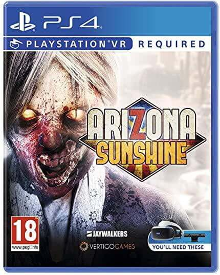 Buy ARIZONA SUNSHINE VR(PS4) a PS4 Game from ShamyStores