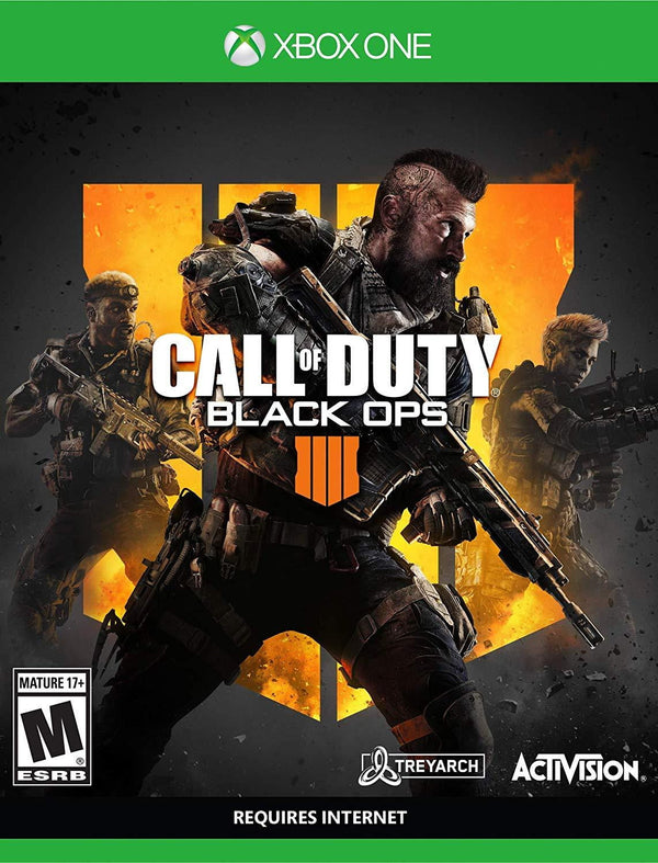 Buy Call of Duty Black OPS 4 (XBOX ONE) XBOX ONE in Egypt - Shamy Stores