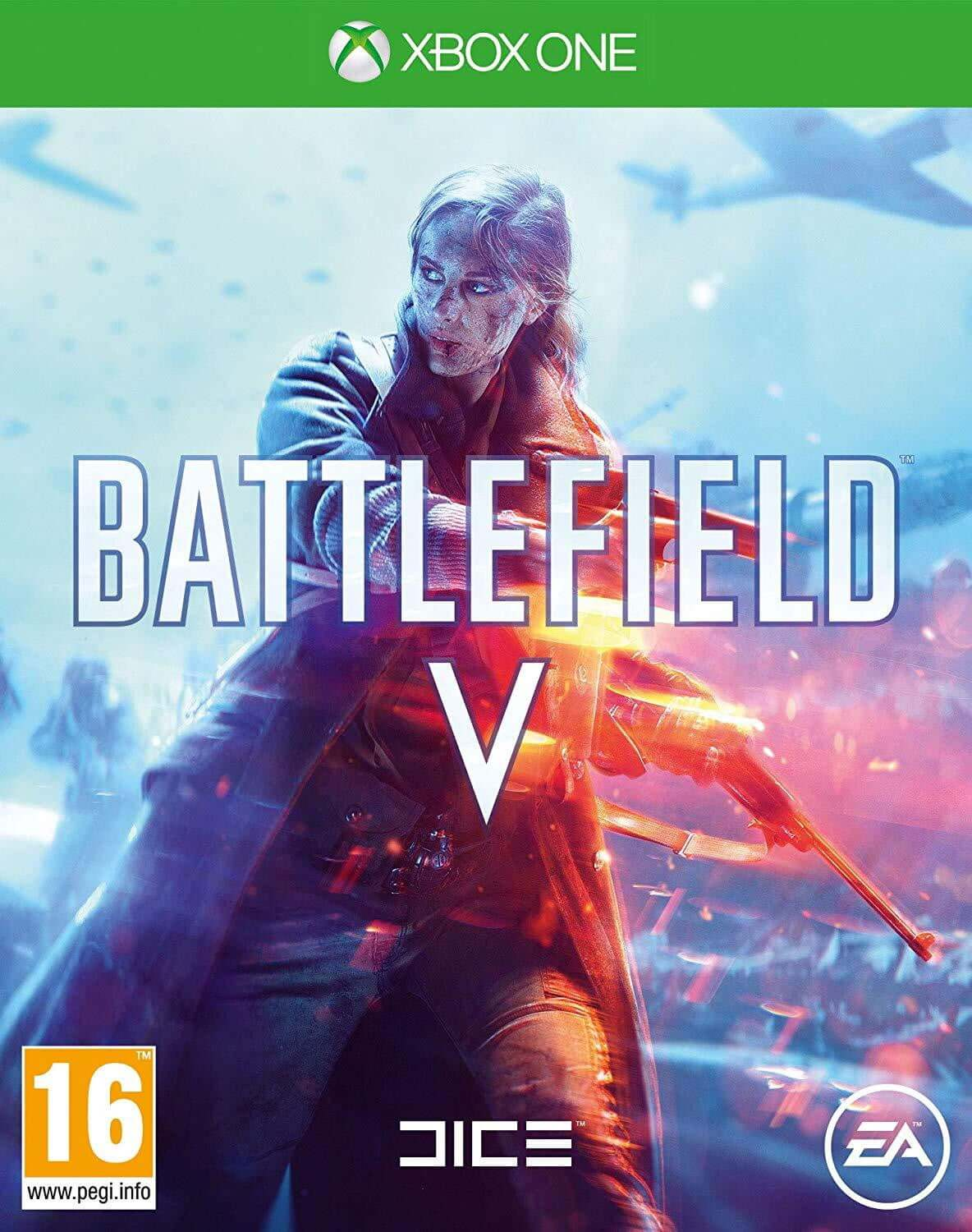 Buy Battlefield V (XBOX ONE) XBOX ONE in Egypt - Shamy Stores