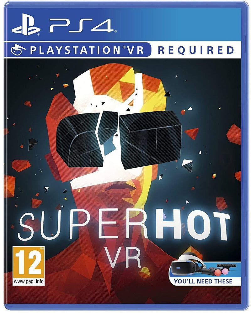 Shamy Stores Super Hot VR (PS4) Used PS4 Game Sony Sony egypt