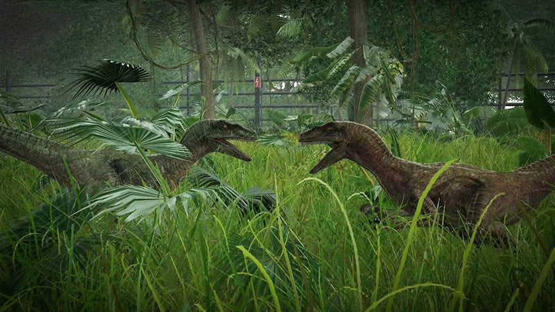 Jurassic World Evolution (PS4) Used