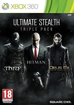 Ultimate Stealth Triple Pack - ShamyStores