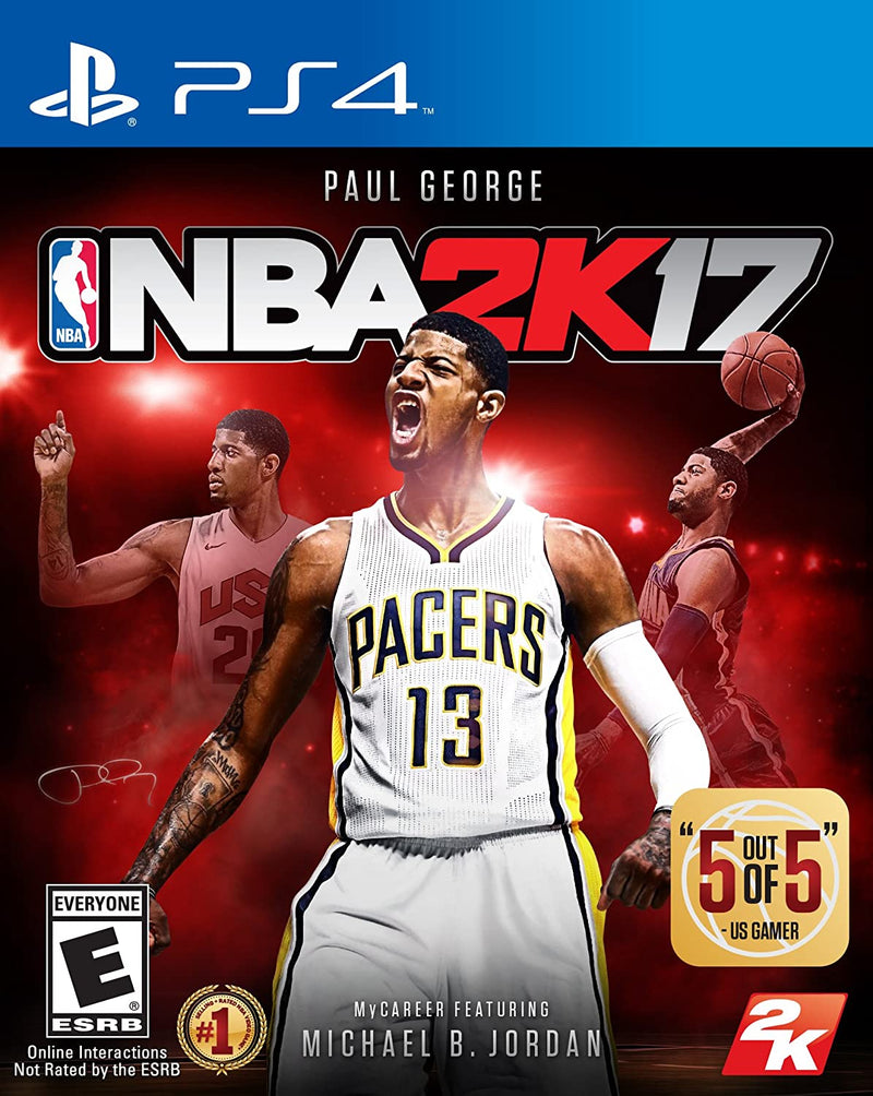 NBA 2K17 (PS4) Used