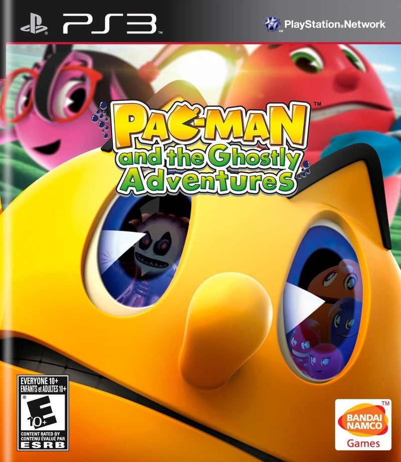 Shamy Stores Pac-Man & The Ghostly (PS3) PS3 Game ShamyStores ShamyStores egypt