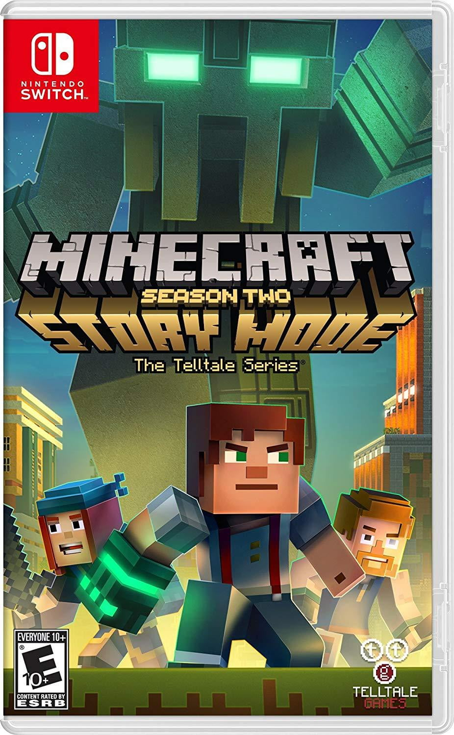 Buy Minecraft Story Mode Season 2 (Switch) Nintendo Switch in Egypt - Shamy Stores