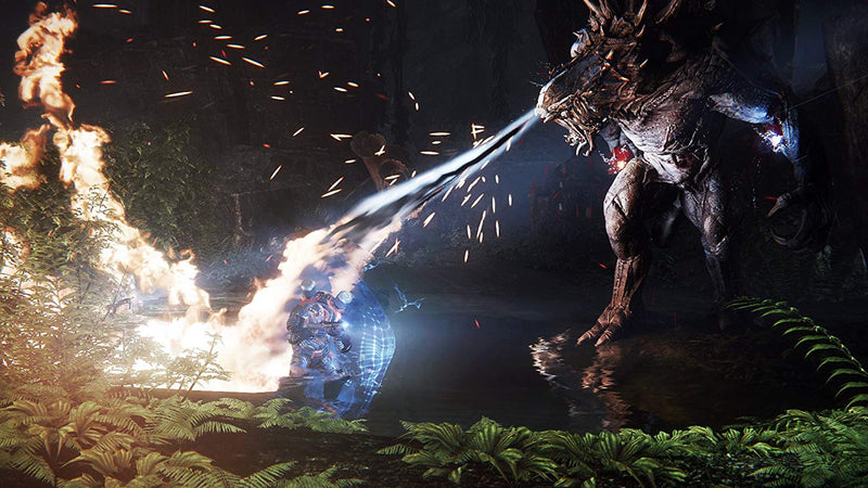Evolve (PS4) Used