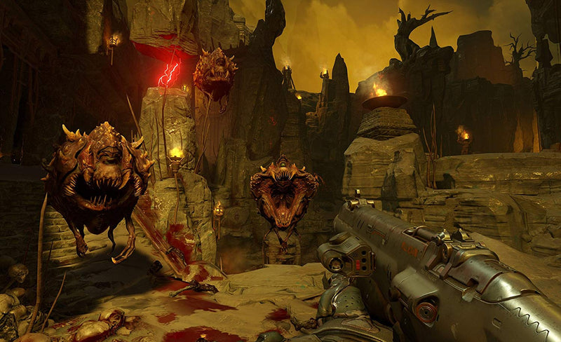 Doom (PS4) Used