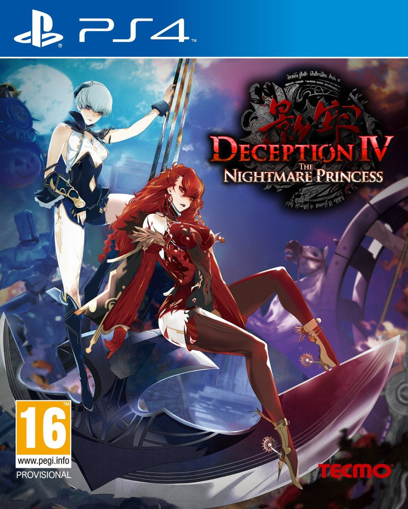 Deception IV: The Nightmare Princess (PS4) Used