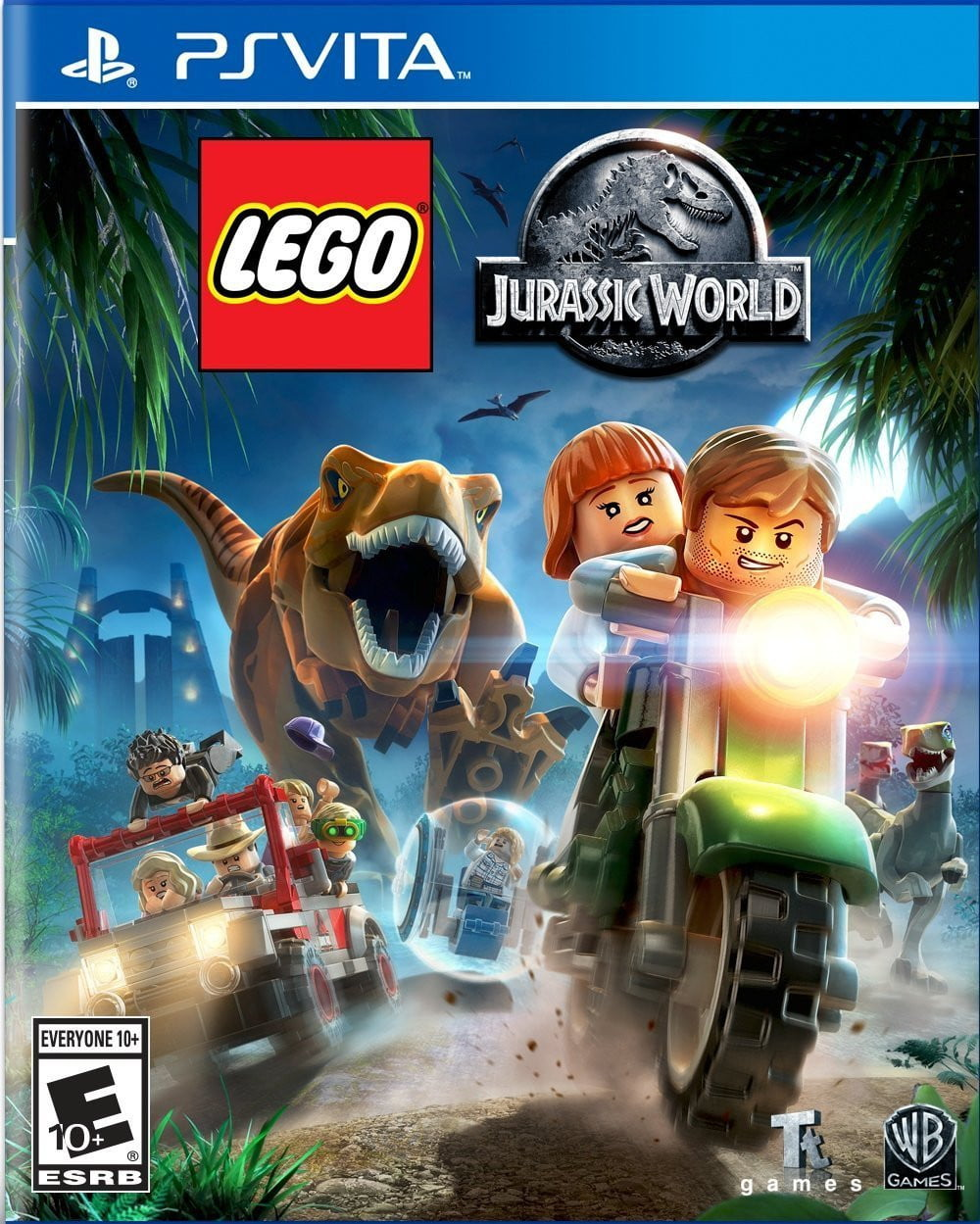 Buy LEGO Jurassic World PS Vita in Egypt - Shamy Stores