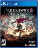 Shamy Stores Darksiders III (PS4) Used PS4 Game THQ Nordic THQ Nordic egypt