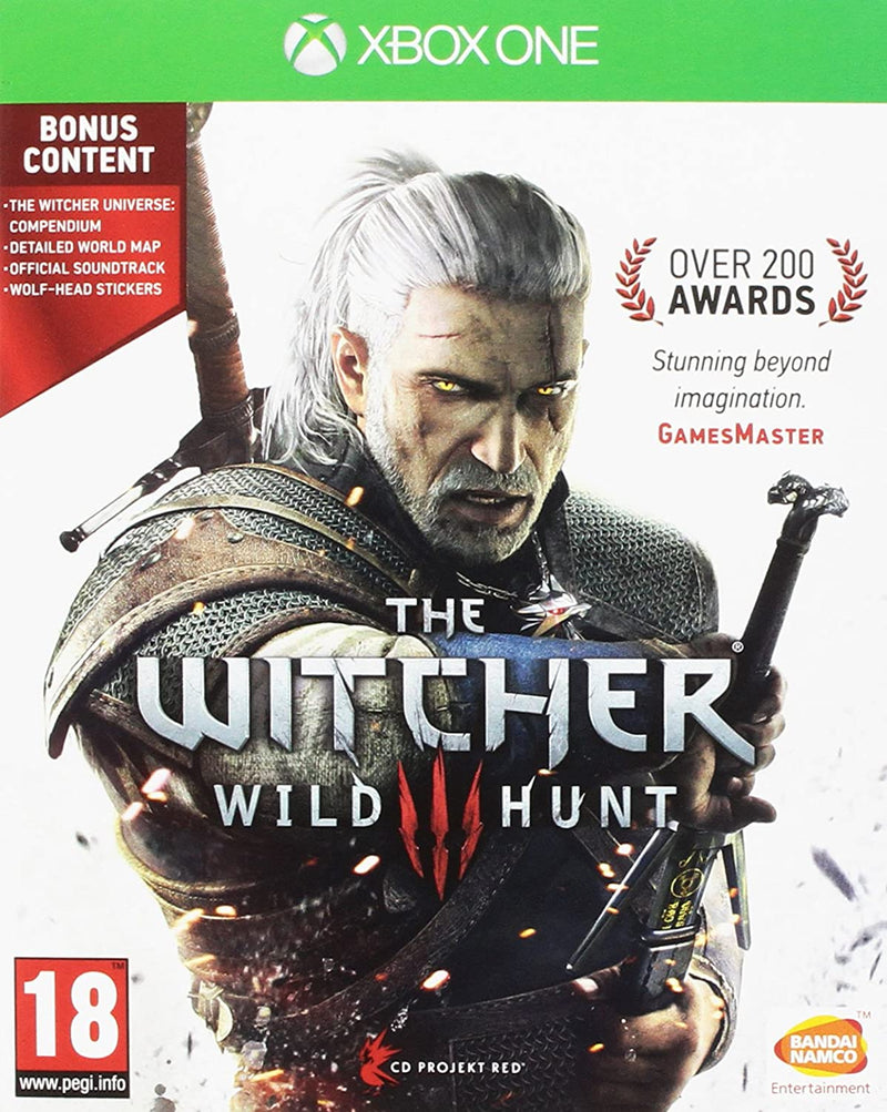 The Witcher 3: Wild Hunt (Xbox One) Used