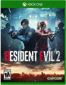 Buy Resident Evil 2 (XBOX ONE) XBOX ONE in Egypt - Shamy Stores