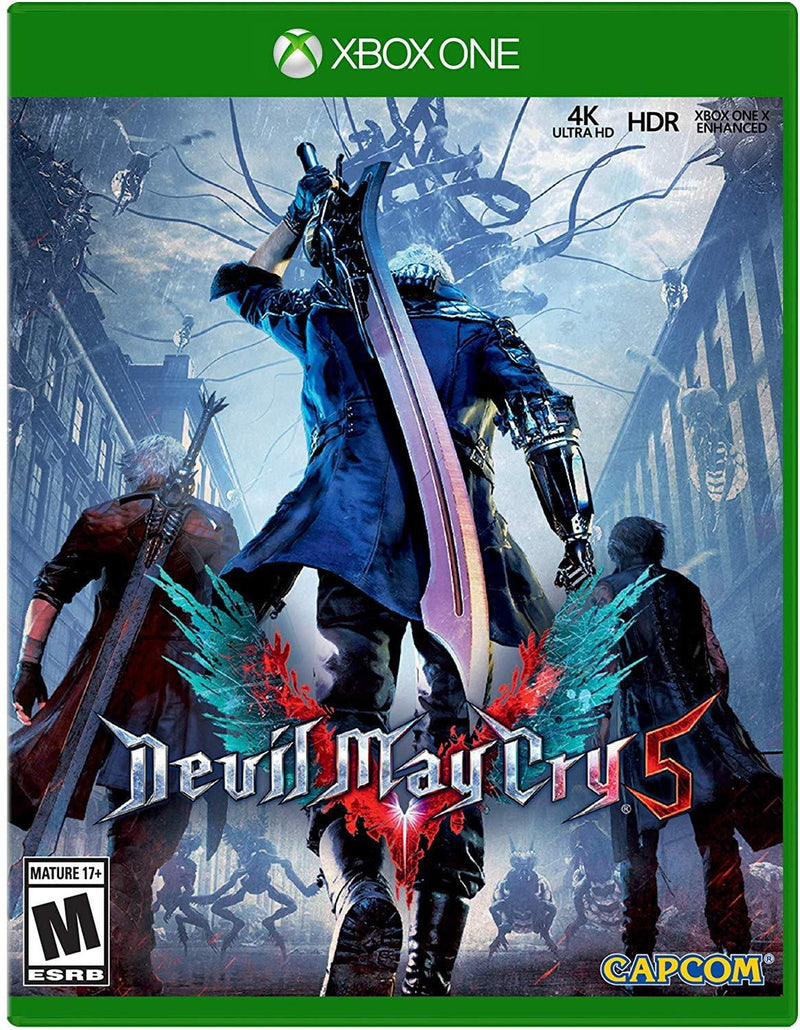 Shamy Stores Devil May Cry 5 (XBOX ONE) XBOX ONE Capcom Capcom egypt